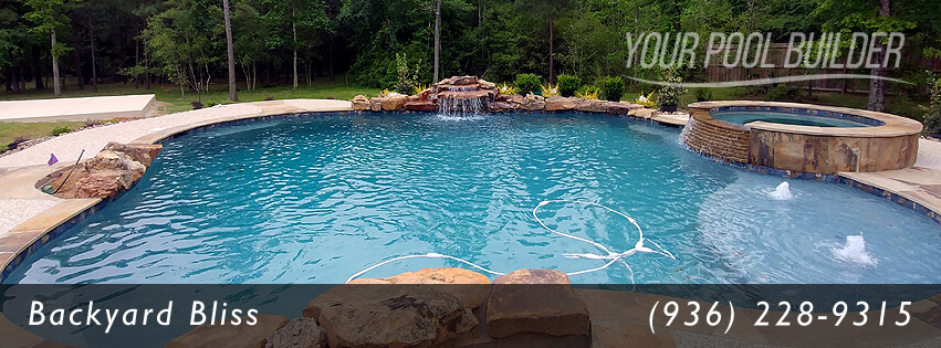 Your Pool Builder Montgomery Custom Pools Amp Spas Pool