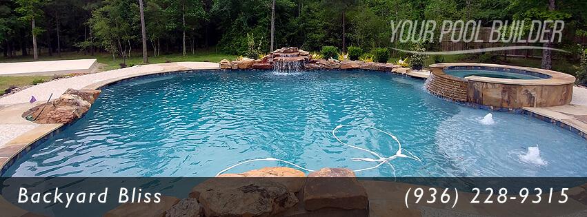 Custom Pools Montgomery, TX