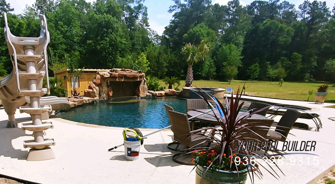 Your Pool Builder Conroe Inground Pool Amp Spa Company