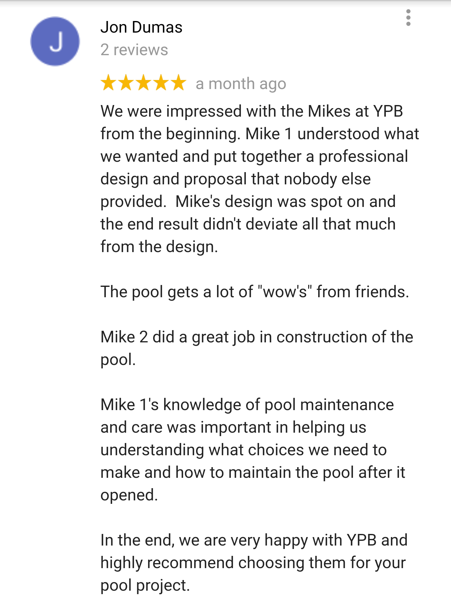 rating and reviews your pool builder of texas 4