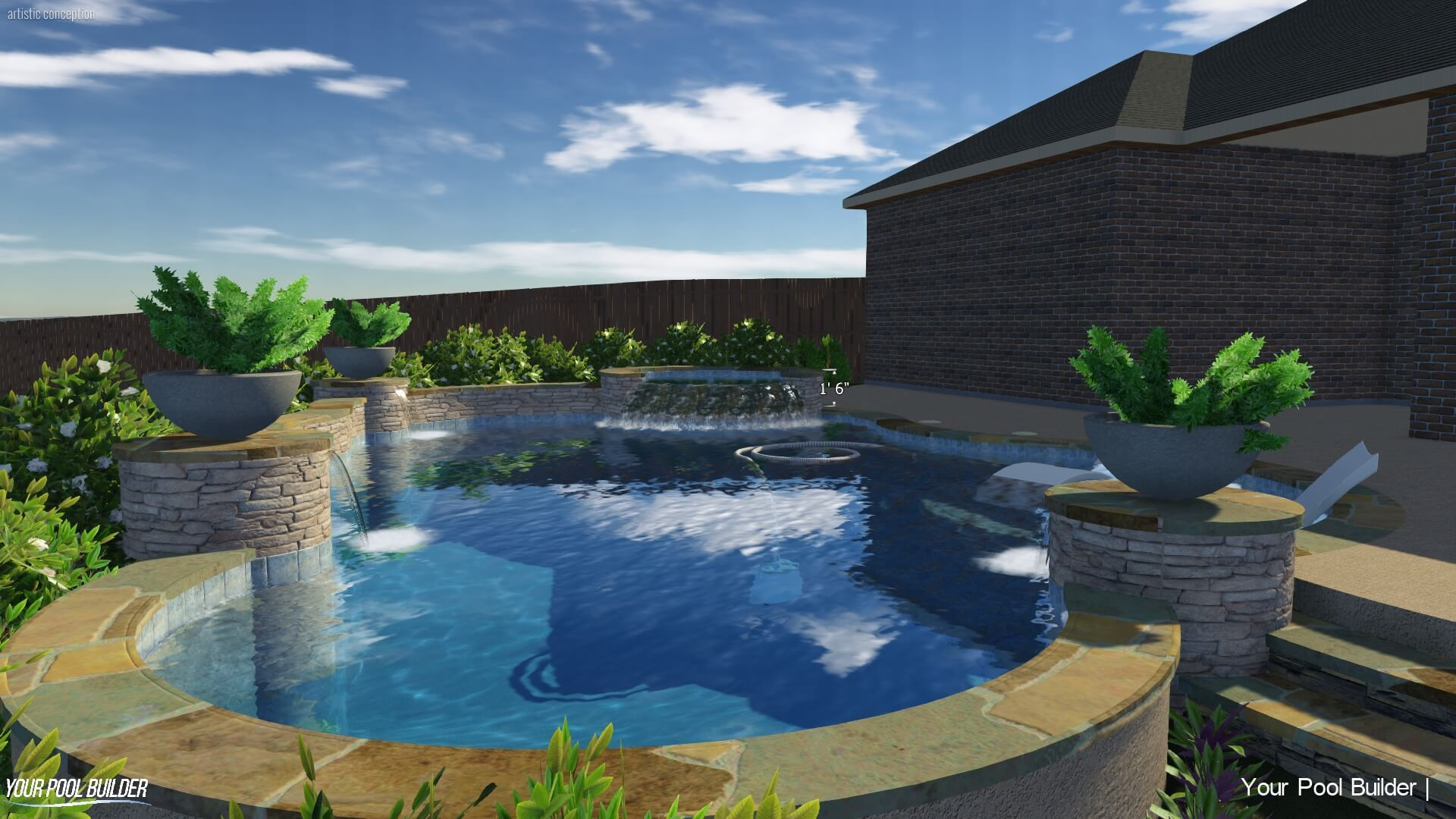 Swimming Pool Construction Timeline Gunite Inground Pools